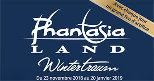 Tickets pour le Wintertraum Phantasialand